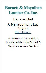 Burnett & Moynihan Lumber Co. Inc .