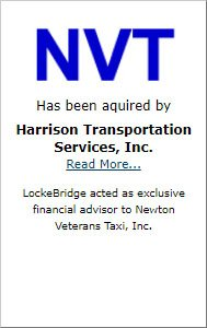 Newton Veterans Taxi, Inc