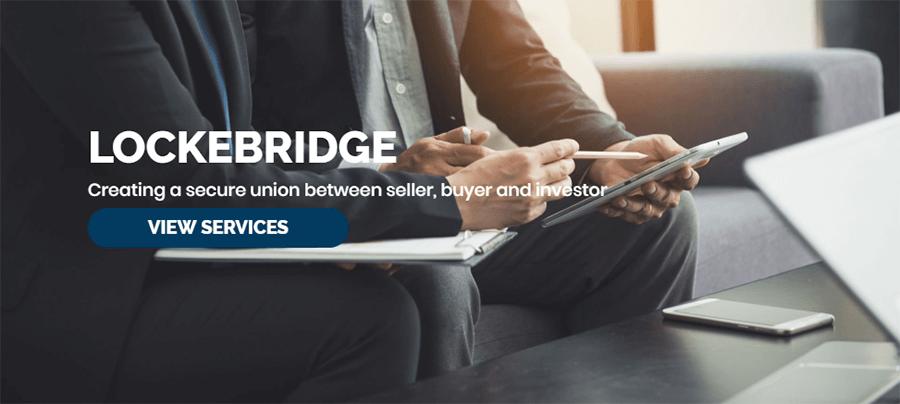 Lockebridge investment banking dudjak investments group llc